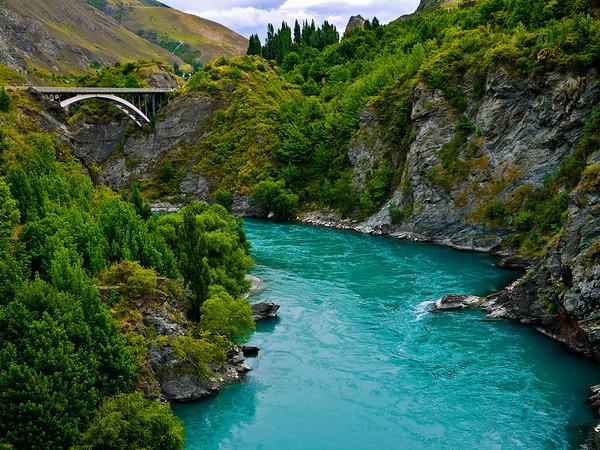 The Kawarau River